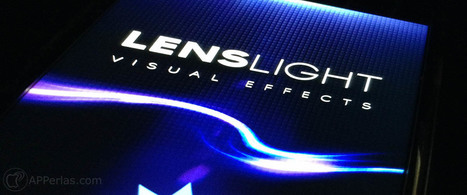 Añade efectos visuales a tus fotos con LensLight | Educacion, ecologia y TIC | Scoop.it