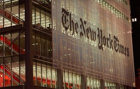 New York Times to Invest in Startups Through Its Own Incubator | Startups Ecosystem | Scoop.it