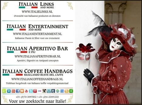 Maak kennis met Italian Entertainment And More | Italian Entertainment And More | Scoop.it