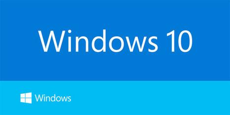 Windows 10 : voici les différentes éditions | Veille technologique et juridique BTS SIO | Scoop.it