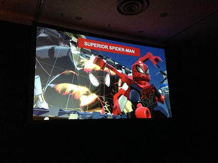 LEGO Marvel Super Heroes Video Game Details From NYCC 2013 | The Brick Fan | Scoop.it