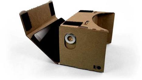 Why Google Cardboard is actually a huge boost for virtual reality | GigaOM Tech News | Immersive Technology for Learning | Scoop.it