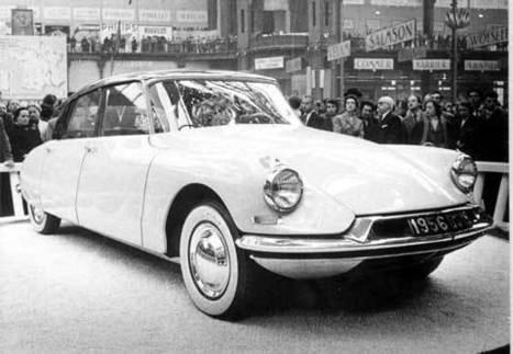 Histoire de la DS  (1955-1975) | Citroën DS Historiques | Scoop.it