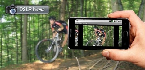 Canon DSLR Browser - Applications Android sur GooglePlay | Android Apps | Scoop.it
