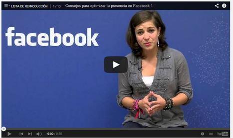 Consejos para optimizar tu presencia en Facebook | Links sobre Marketing, SEO y Social Media | Scoop.it