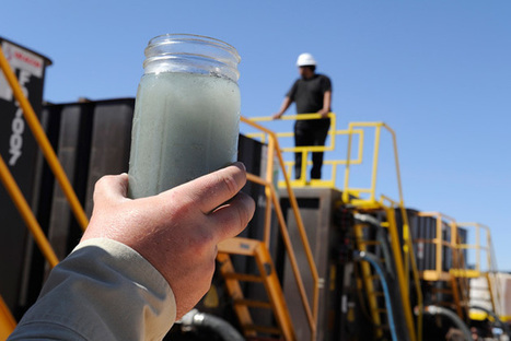 California Halts Injection of Fracking Waste, Warning it May Be Contaminating Aquifers | Sustain Our Earth | Scoop.it