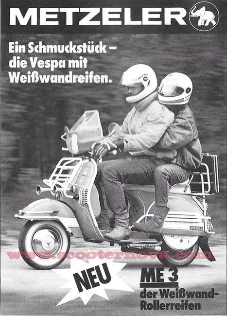EuroVespa 85 - Vespa World Days 2015   Mod Scene Weekly   Scoop.it