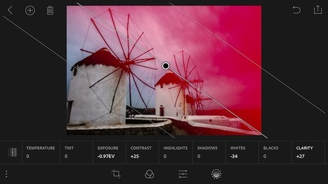 Adobe boosts Lightroom Mobile with Raw editing for iOS | Damien Demolder | Fujifilm x-series | Scoop.it