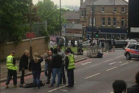 Machete Wielding Terrorists Hack Soldier to Death in London | Society | Scoop.it