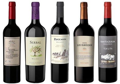 Argentina: High altitude Malbec | Wine from Down Under | Scoop.it