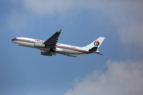 Boeing Wins Biggest Ever Order From a Chinese Airline - Bloomberg   Boeing   Scoop.it