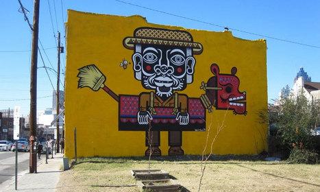Atlanta's New Galleries: Street Art - Atlanta Insiders Blog | Atlanta Intown Living | Scoop.it