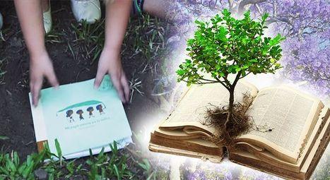 Le livre à planter qui donne naissance à un arbre | Mr Mondialisation | Bibliothèque et Techno | Scoop.it