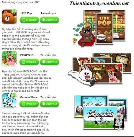 Tải Line Chat mới nhất cho mobile- ứng dụng nhắn tin gọi điện miễn phí | game mobile | Scoop.it