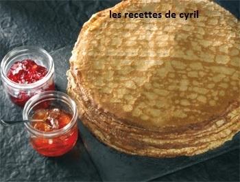 CRÊPES FINES | Recettes de cuisine | Scoop.it