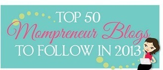 Top 50 Mompreneur Blogs to Follow in 2013 {Infographic} | SpecialMoms: A Special Needs Parenting Club | Special Needs Parenting | Scoop.it