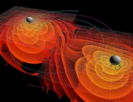 Viewpoint: The First Sounds of Merging Black Holes | Sustain Our Earth | Scoop.it