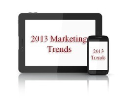 2013 Marketing Trends for Financial Advisors | Wealth Management Marketing | Reading - Web and Social Media | Scoop.it