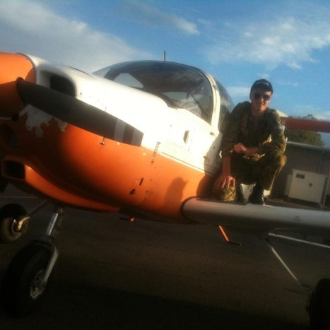 Zak: Recreational Pilot | Day-to-day OHS of friends | Scoop.it