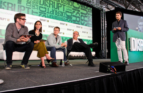 Startup Battlefield At Disrupt: Day One, Session Two | Aries-Graphic Design & Internet Marketing | Scoop.it