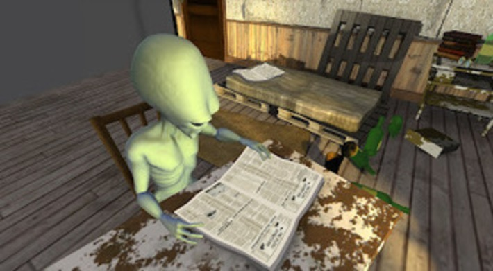 UWA Art & Machinima Finale - Titans of Second Life art | Machinimania | Scoop.it