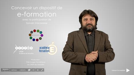 Concevoir un dispositif de e-formation | éducation_nouvelles technologies_généralités | Scoop.it