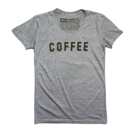 T-Shirts Printed With Coffee Ink? How One Company Is Grinding Out A Niche | Coffee News | Scoop.it