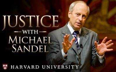 Michael Sandel's Famous Harvard Course on Justice Now Available as a MOOC: Register Today | The Moral Law in Ethics | Scoop.it