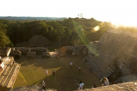 A Night on Sky Temple: Honoring the Long Count at Caracol | Belize in Social Media | Scoop.it
