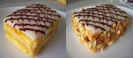 Dessert rapide mille feuille facile ~ Recette Dessert Rapide Et Facile | recette-couscous | Scoop.it