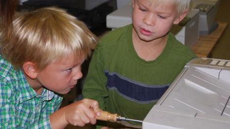 Kinder erleben Technik im Bräuhaus Eferding - nachrichten.at | KET - Kinder erleben Technik | Scoop.it