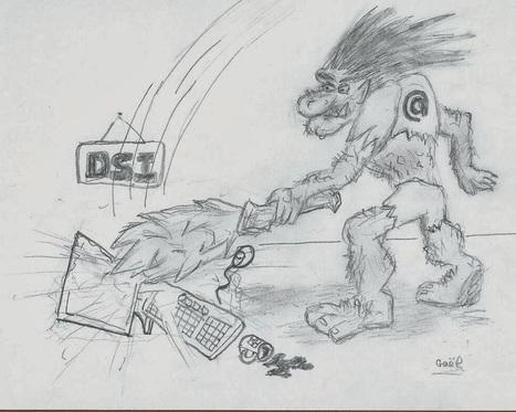 Les barbares attaquent la DSI ~ Green SI | social media, public policy, digital strategy | Scoop.it