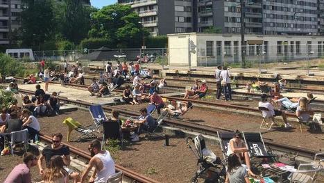Cinq sites désaffectés de la SNCF prêtés aux artistes à Paris | great buzzness | Scoop.it