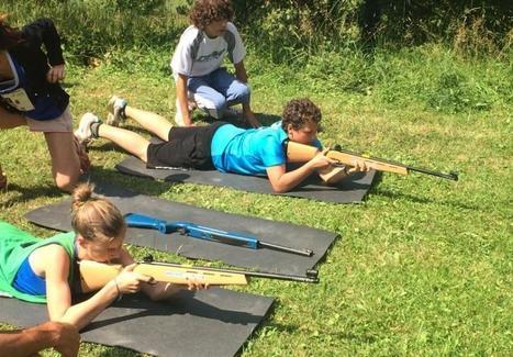 UNSS : un raid sportif très nature | Le collège du Fezensaguet | Scoop.it