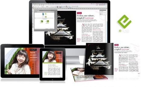 Digital Publishing to iPad, Android Tablets and web - Aquafadas | Publishing sur tablette | Scoop.it