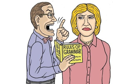 Are You a Language Bully? If So, Give It a Rest. | The Power of Language | Scoop.it