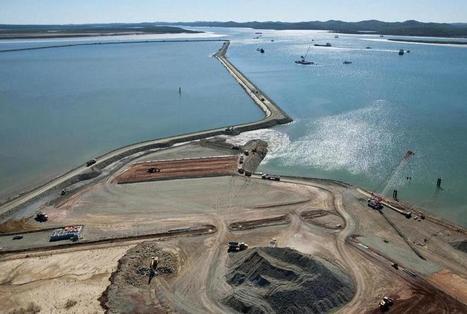 Dredging Today – Australia: Port Development Threatens Great ... | GBR Geography | Scoop.it