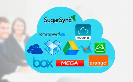 Las compañías móviles se suben a la Nube - Qloudial | Almacenamiento en la nube | Scoop.it