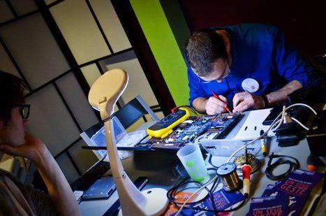 Faire réparer ses objets au Repair café pour ne plus jeter - Kaizen magazine | LOW TECH Réparer & détourner - nouvelle source d'innovations | Scoop.it