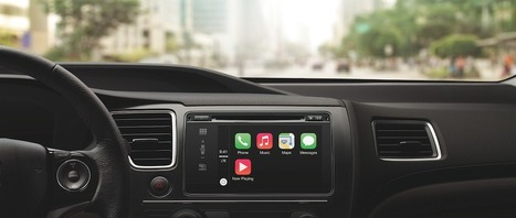 Toyota leaks its own CarPlay release date, briefly says feature coming to 2015 models | Tech | Scoop.it