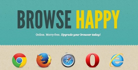 Is Your Browser Updated? Here Are Two Easy Ways to Check | My K-12 Ed Tech Edition | Scoop.it