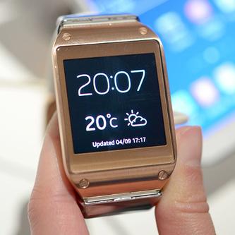 How Smart Is Samsung's New Watch? | MIT Technology Review | Operations | Scoop.it