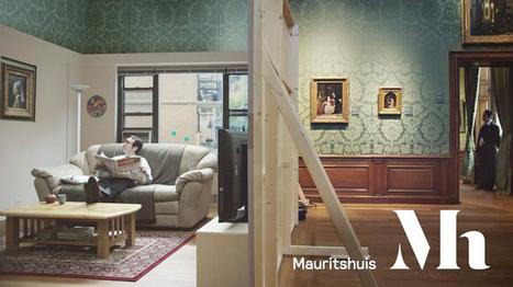 Le tableau la Jeune Fille à la Perle dans votre salon | Brands & Entertainment - Cinema, Art, Tourism, Music & more | Scoop.it
