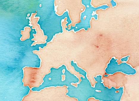 maps.stamen.com / watercolor | Estetyka prezentacji danych | Scoop.it