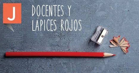 La increíble historia del profesor que perdió su bolígrafo rojo | Educación abierta | Scoop.it
