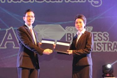 คณะบริหารฯ ม.กรุงเทพร่วมกับ บริษัทการบินไทย บันทึกข้อตกลงฝึกอบรมนักศึกษา | University News | Scoop.it