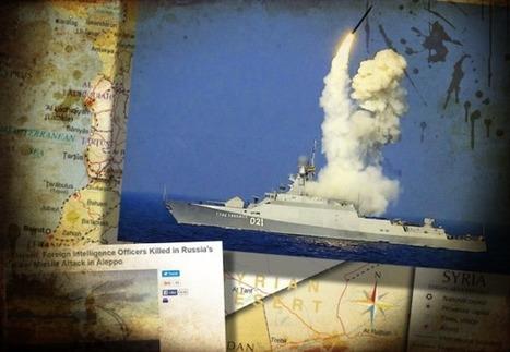 MISIL RUSO mata a 30 AGENTES de INTELIGENCIA ISRAELÍES y OCCIDENTALES en SIRIA | La R-Evolución de ARMAK | Scoop.it