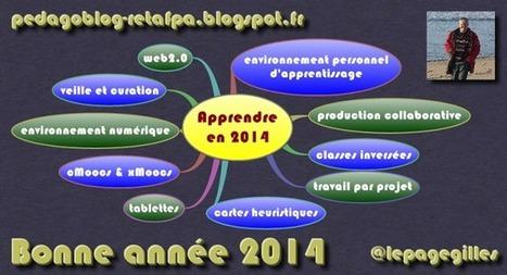 Epédagogie : Bonne année 2014, ne ratez pas le train ! | E-pedagogie, apprentissages en numérique | Scoop.it