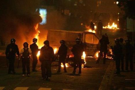 Les Violences Urbaines. ( Exposé 2009 - Seconde ) - Intellego.fr | Ville en mutation | Scoop.it