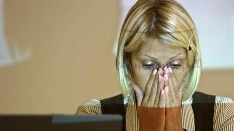 Toujours plus de Suisses souffrent de stress au travail - Le Matin | Management | Scoop.it
